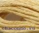 Нитки для вышивания. Мулине х/б 24x8м 0021 Светлый розово-желтый